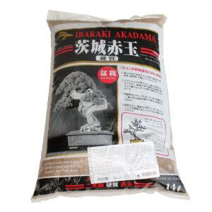 Akadama, 14 liter, 2-5 mm