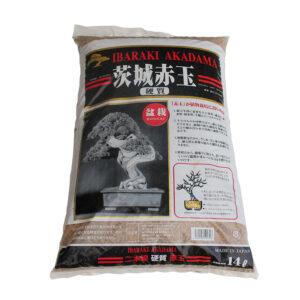 Akadama, 14 liter, 5-8 mm