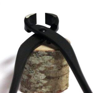 Rottång för beskärning av bonsai vid omplantering.