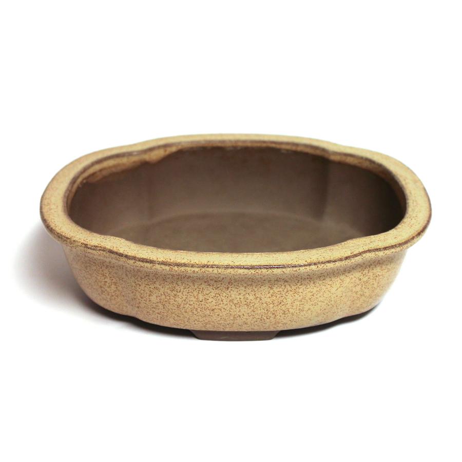 Japansk bonsaikruka i mokkou-form, 20 cm