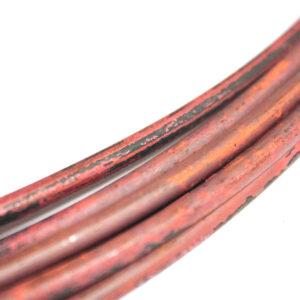 Bonsaitråd, glödgad koppartråd, 4 mm