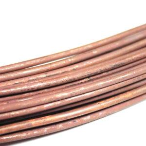 Bonsaitråd, glödgad koppartråd, 2 mm