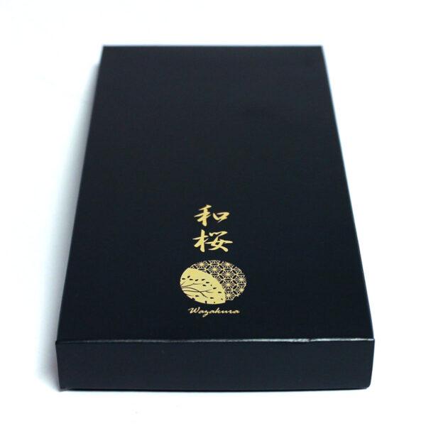 Handsmidd satsuki-sax i snygg presentlåda
