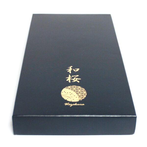 Ikebanasax i snygg presentförpackning