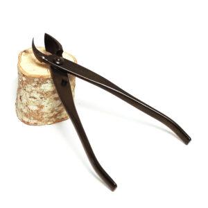 Rundad konkavtång, 165mm, för bonsai, japansk